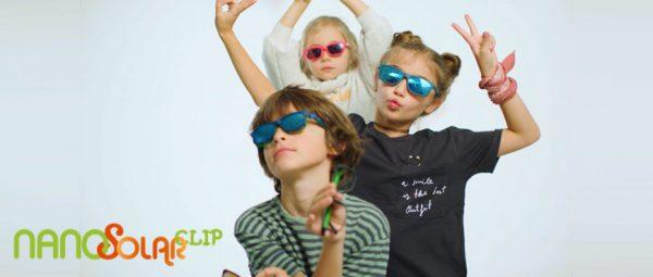 Nano Solar Clip Kids